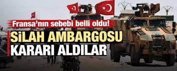 Türkiye'nin silah ithalatı: Ambargolar ne kadar etkili olur?