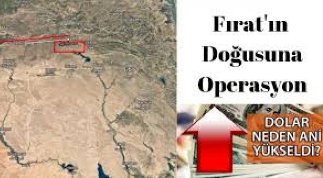 Ve Fırat'ın doğusuna operasyon başladı