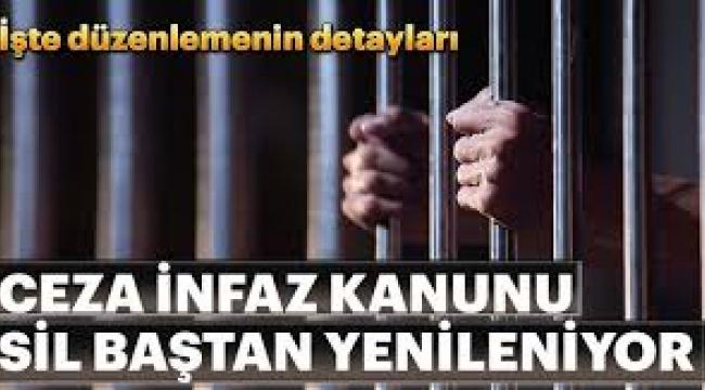 Yeni infaz düzenlemesiyle kimler serbest kalacak