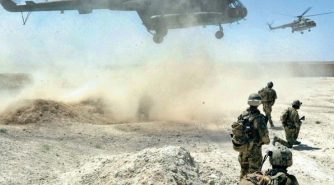 YPG'ye operasyon yaparken IŞİD'e dikkat