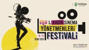 1. Sinemazon Kadın Sinema Yönetmenleri Festivali Ocak ayında Ankara'da