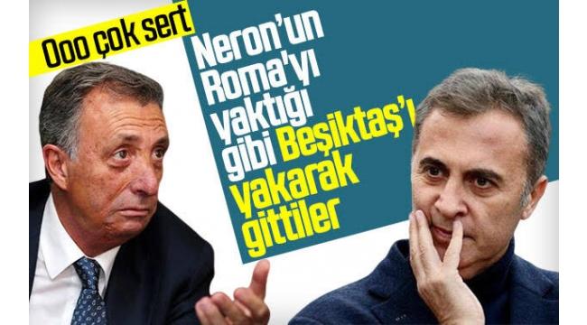 Ahmet Nur Çebi: Bırakıp gitme nedeni olan sorunu çözdük