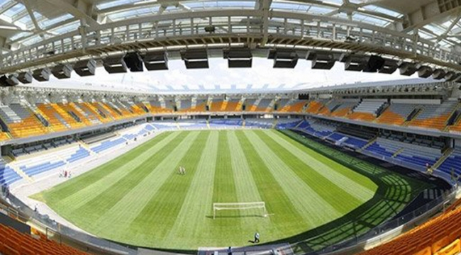 AKP o stadyumu İBB'den alıyor