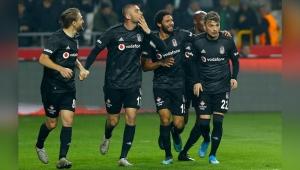 Beşiktaş Konya'da seriyi bozmadı