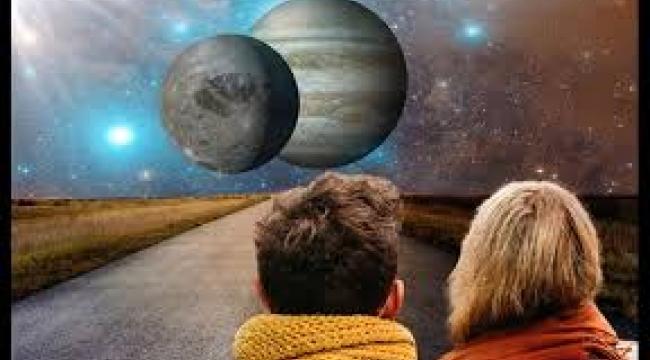 Bir Dahaki Buluşma Şubat 2021'de: Venüs-Jüpiter Kavuşuyor!