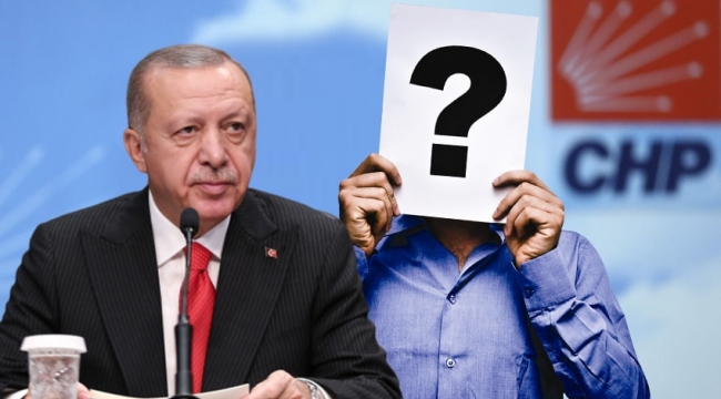 CHP'den önemli bir isim Beştepe'de Erdoğan'ın huzuruna çıktı