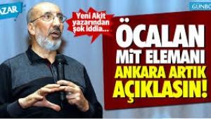 Dilipak'ın iddiası: Öcalan 1972'den beri MİT elemanı