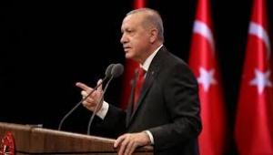 Erdoğan: Harf devrimiyle her şey sıfırlandığı için okuma-yazma oranı düştü