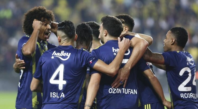 Fenerbahçe - Kasımpaşa: 3-2