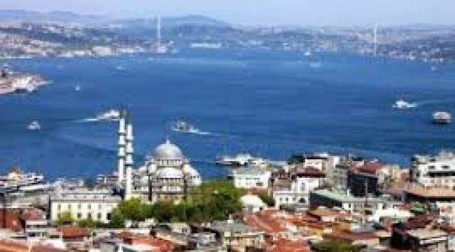 İstanbul'um, iki gözüm!