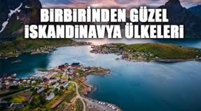 İşte Erdoğan'ın 'battı' dediği İskandinav ülkeleri