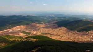 Kaz Dağları'nda şimdiye kadar 155 firmaya 279 ruhsat verilmiş