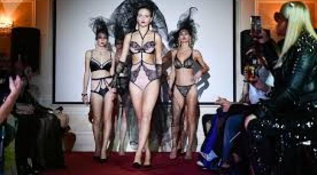 Kırım Moda Haftası'ndan kareler