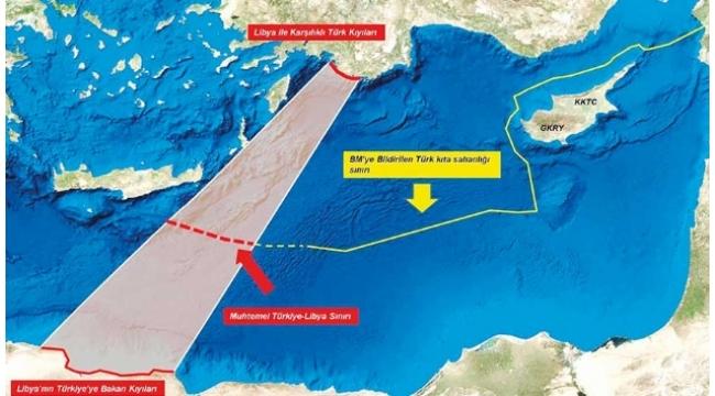 Libya Anlaşması 4 ülkeye de emsal