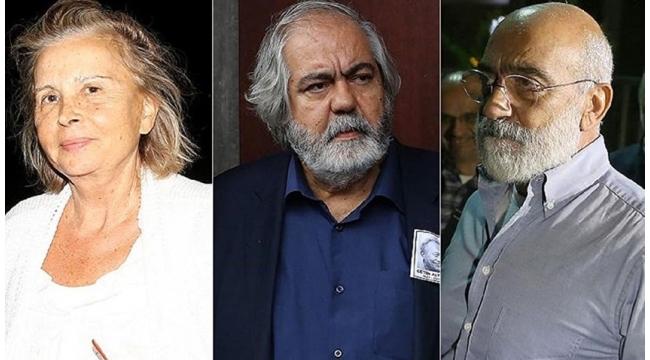 Nazlı Ilıcak ve Ahmet Altan'a tahliye kararı!