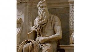 Neden boynuzlu bir Musa heykeli yapıldı