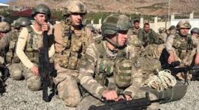 PKK'ya Kıran-5 Operasyonu