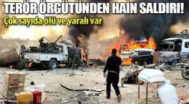 PKK yine sivilleri hedef aldı: 17 ölü