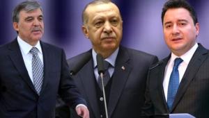 ABD'den tuhaf anket: Erdoğan'dan sonra AKP'nin başına kim geçsin?