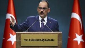 ABD'nin 'yaptırım' kararına Türkiye'den ilk yanıt