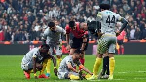 Beşiktaş 2-0 mağlup
