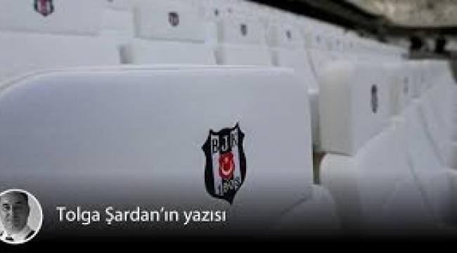Beşiktaş'ın 40 günlük fotoğrafı