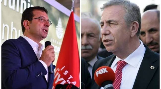 CHP anketinde Mansur Yavaş sürprizi!