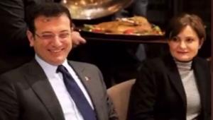 Ekrem İmamoğlu'nun görüntüleri sosyal medyada tartışma yarattı...