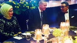 Erdoğan: Aydın Doğan'a ülkem ve milletim adına teşekkür ediyorum