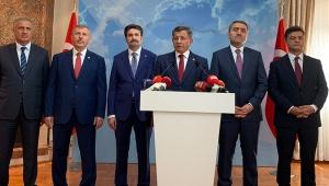 İşte tam liste; Davutoğlu'nun 'Gelecek Partisi'nde 154 kurucudan 31'i kadın