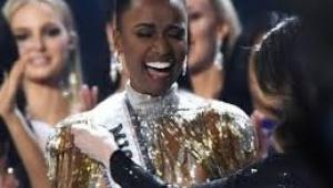 Kainatın en güzel kadını belli oldu! Miss Universe 2019 Güney Afrika'dan...