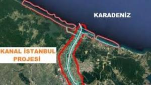 """""""Kanal İstanbul bir ABD projesidir!"""""""