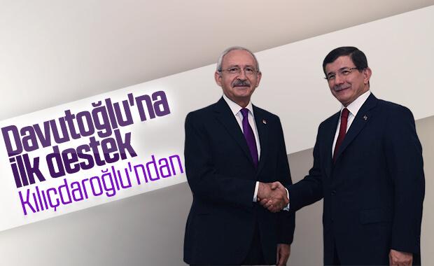 Kılıçdaroğlu'ndan Davutoğlu'nun mal varlığı teklifine destek