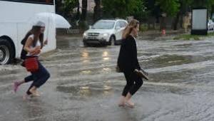Marmara, Ege ve Akdeniz için şiddetli yağış uyarısı