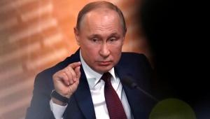 Putin'den Libya açıklaması: Türk heyeti ile görüşeceğim