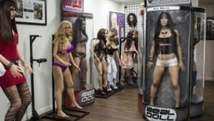 Seks Robotları Azılı Birer Katile Dönüşebilir!