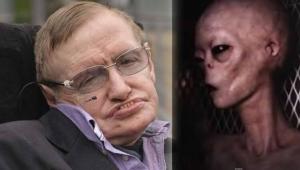 Stephen Hawking'den akıllara kazınan kıyamet senaryosu