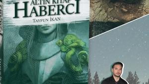 """Tayfun İKAN, ilk kurgu romanı """"HABERCİ"""" ile karşınızda..."""