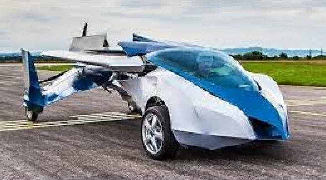 Uçan araba seri üretimde: Yoğun talep var