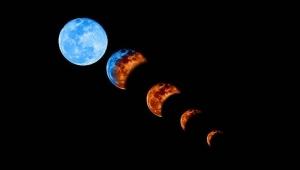 25 Ocak 2020 sıradışı Kova Yeni Ayı hoş geliyor
