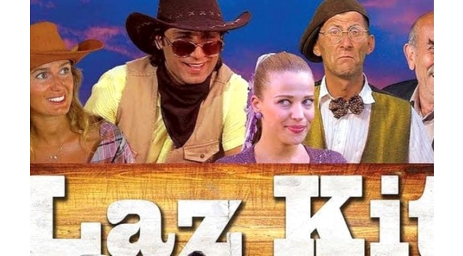 28 oyunculu Laz Kit filmini sadece 27 kişi izledi!