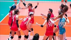 A Milli Kadın Voleybol Takımı'nın olimpiyat elemelerindeki rakibi belli oldu