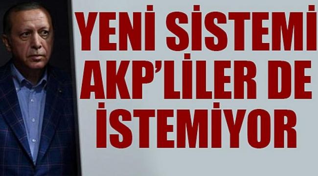 AKP iktidarı için