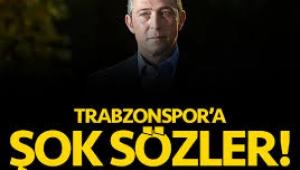 Ali Koç'tan şok sözler: Trabzonspor sırtını devlete dayamış