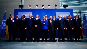 Berlin'de düzenlenen Libya Konferansı sona erdi