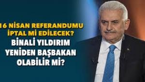 Bomba kulis iddiası: 16 Nisan referandumu iptal edilebilir!
