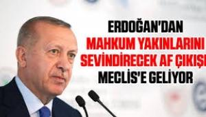Erdoğan: İkinci yargı paketinin hazırlıklarını tamamladık,