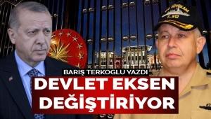 Farkında mısınız, Türkiye bir günde eksen değiştiriyor