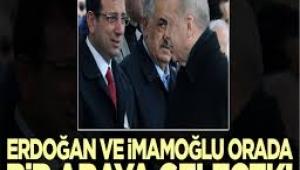 İBB Başkanı İmamoğlu'nun alacağı ödülü Cumhurbaşkanı Erdoğan'ın verip vermeyeceği merak ediliyor