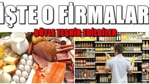 İşte sahtecilik yapılan gıdaların listesi